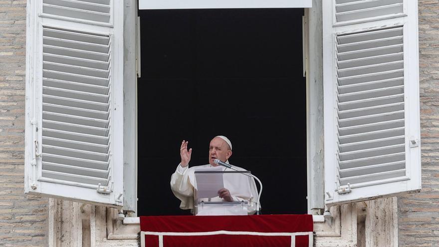 El papa recuerda que el Mediterráneo es el mayor cementerio de Europa