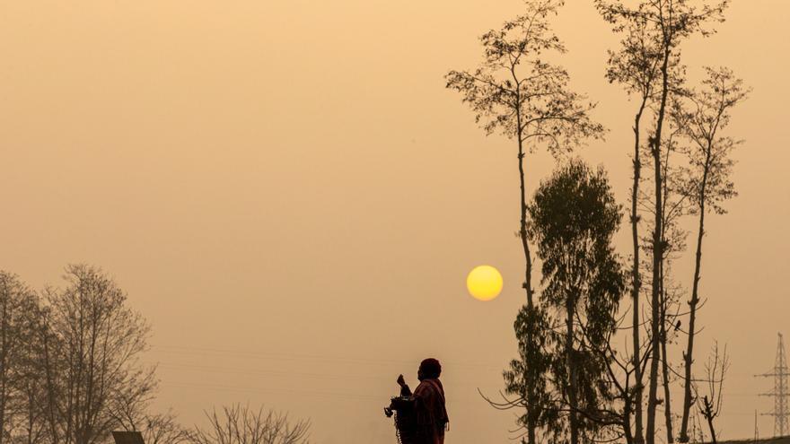 Nepal celebra el festival de Maghe Sankranti para despedir el invierno