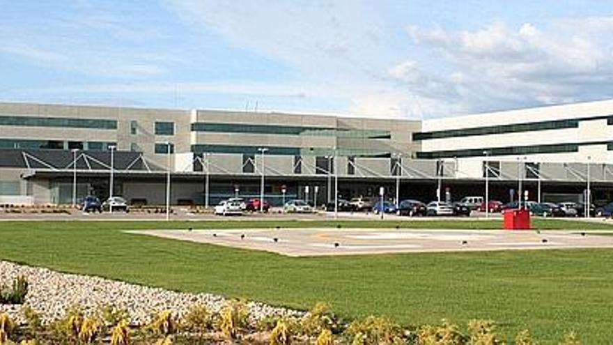 Este domingo, el hospital de Almansa no tiene ningún paciente COVID en planta