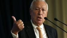 """Margallo dice que la actitud de Cameron """"contraviene"""" las resoluciones de la ONU"""