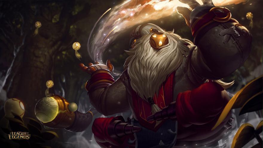 Bardo Legue of Legends