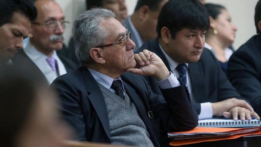 La Justicia procesa a exmarinos por la masacre de El Frontón que dejó 133 muertos