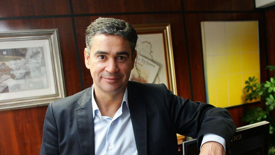 Manuel González Ramos, PSOE de Albacete y portavoz de Cambio Climático / Foto: PSOE Castilla-La Mancha