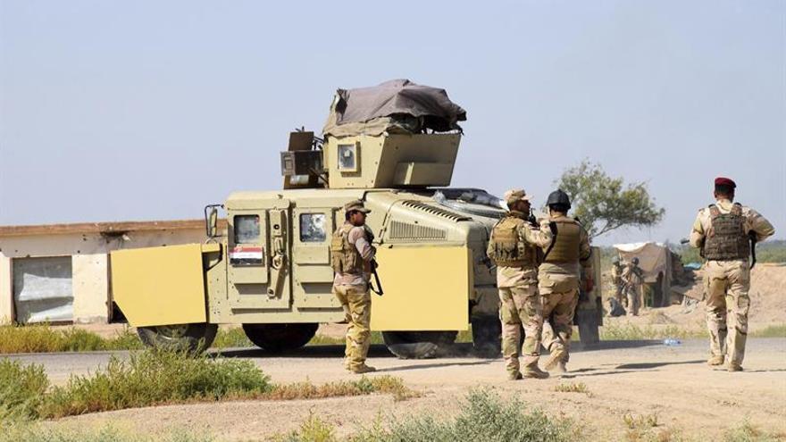 Cientos de yihadistas muertos en ataques iraquíes y de la coalición en Faluya