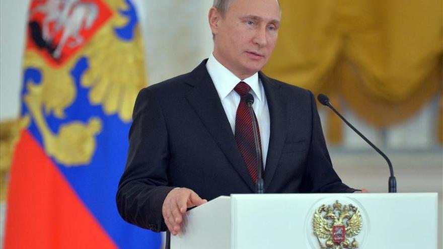 Putin recortará la plantilla de varios ministerios desde el 1 de enero