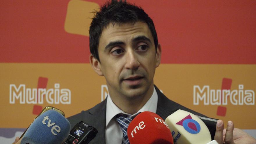 Rubén Juan Serna, candidato a alcalde de Murcia por UPyD