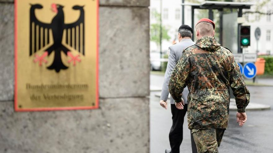 Nuevos hallazgos avivan la polémica sobre los ultraderechistas en el Ejército alemán