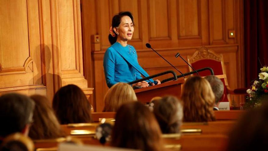 Birmania alerta de un deterioro de la seguridad en el oeste del país