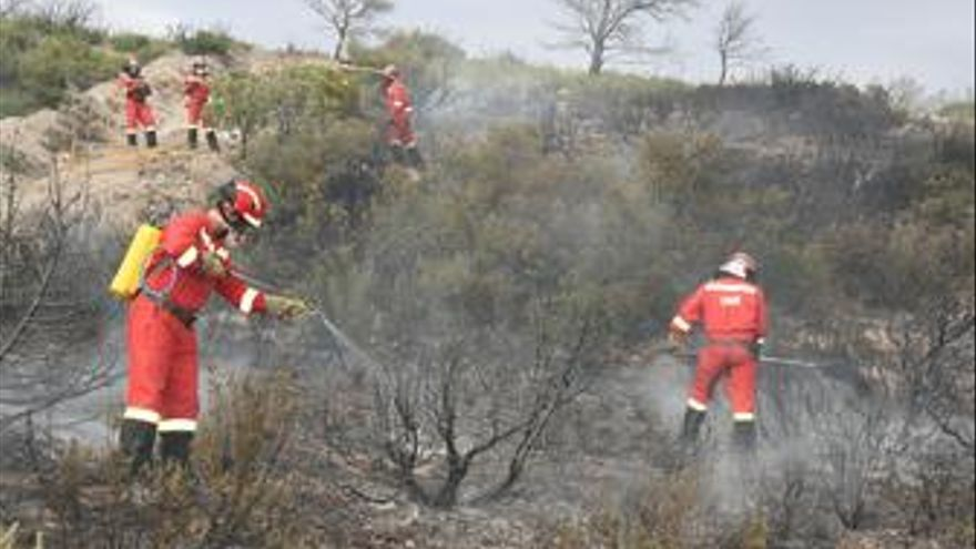 Ejecicio contra incendios