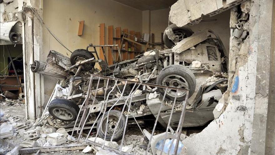 Decenas de víctimas en un triple atentado en el noreste de Siria