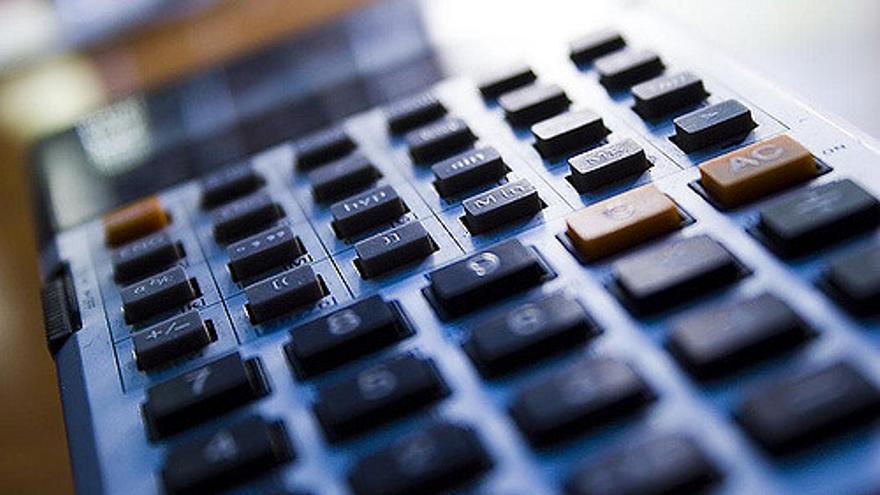 Las calculadoras científicas no han sucumbido a las nuevas tecnologías