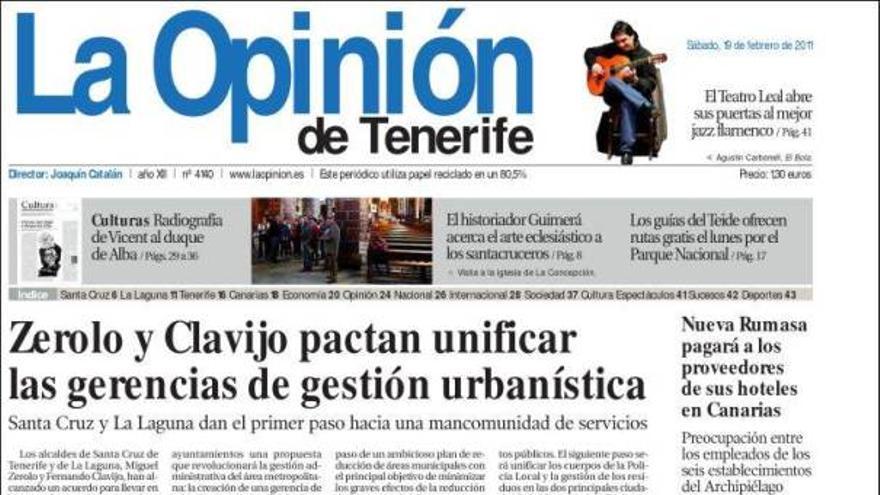 De las portadas del día (19/02/11) #5