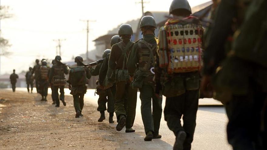 Ejército birmano intercede por dos birmanos condenados a muerte en Tailandia