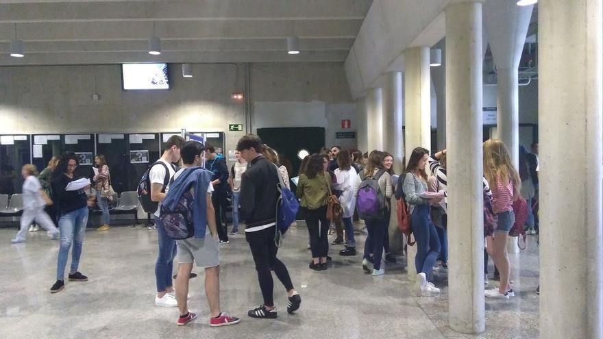Las notas de la Evaluación de Bachillerato para el Acceso a la Universidad podrán consultarse desde el 14 de junio