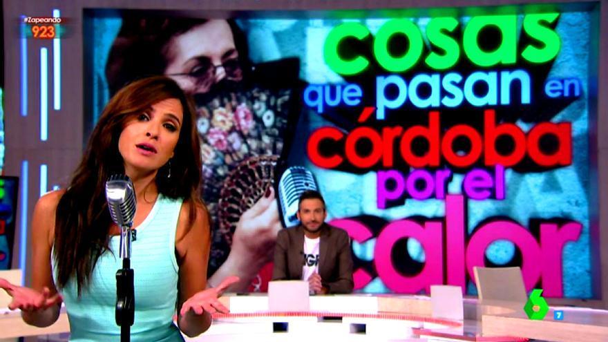 Paula Prendes vuelve a laSexta como nuevo rostro veraniego de Zapeando