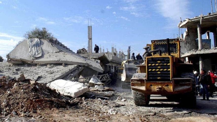 Al menos 8 rebeldes muertos por la explosión de un coche bomba en el norte de Siria