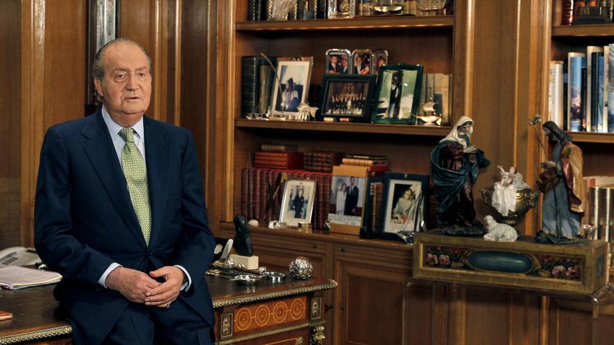 """EFE publica el libro """"75 años, 75 fotos"""" con una dedicatoria del rey"""