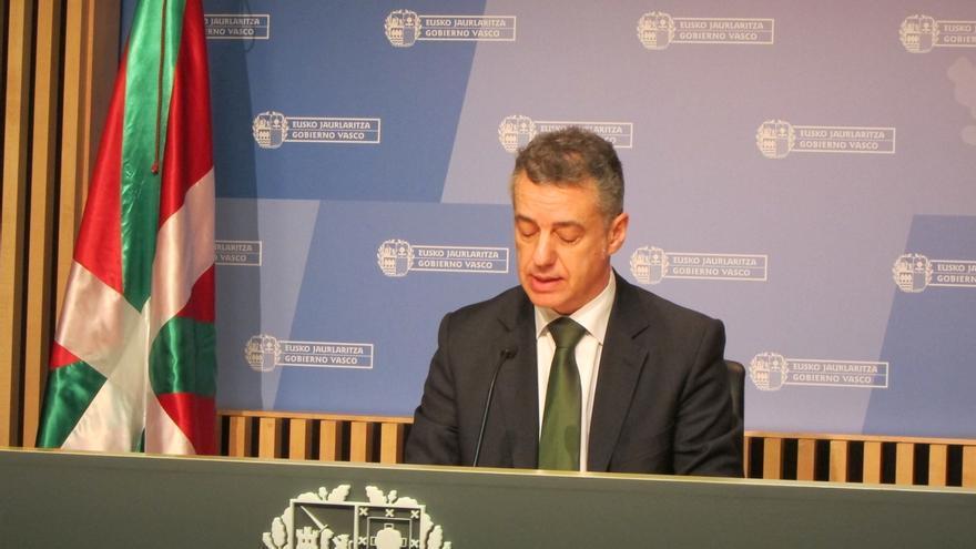 """Gobierno vasco participará en los actos del Día de la Memoria del Parlamento vasco para buscar """"la unidad"""""""