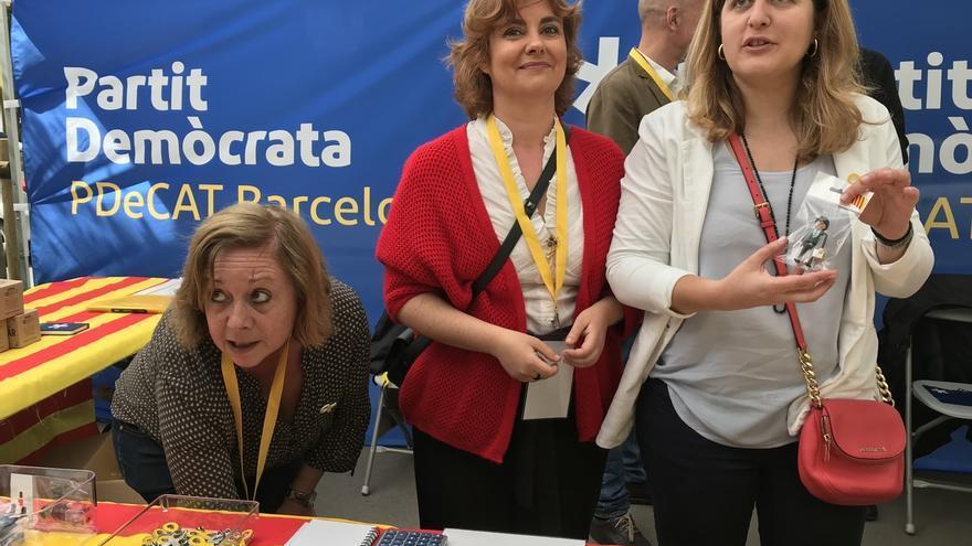 Marta Pascal (PDeCAT) lamenta una Diada con el 155 y pide un Govern que recupere el autogobierno
