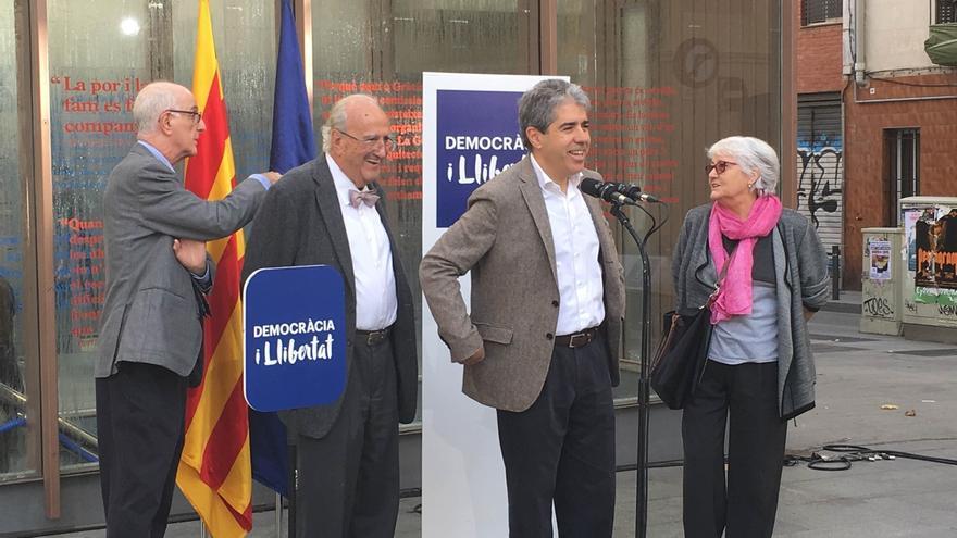 Homs (DL) dice que la CUP pone más trabas al proceso soberanista que el TC