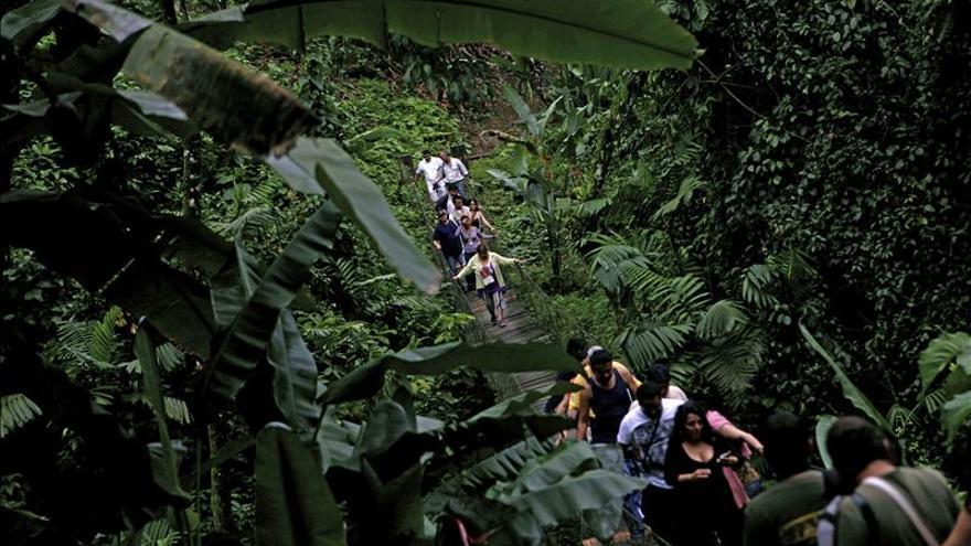 El número de turistas europeos a Centroamérica creció un 16 % en 2012