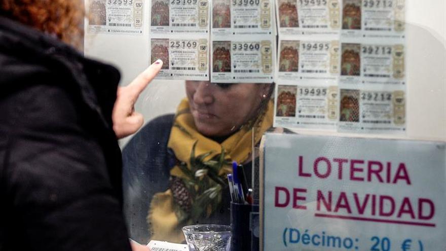 La Lotería de Navidad mueve en España cada año entre 2.400 y 3.000 millones