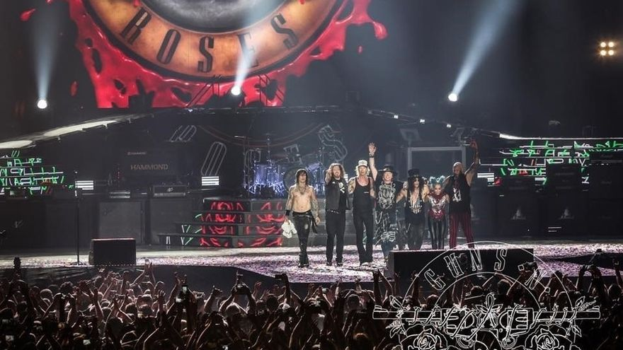 Ayuntamiento de Bilbao establecerá servicios especiales en Bilbobus por el concierto de Guns N' Roses