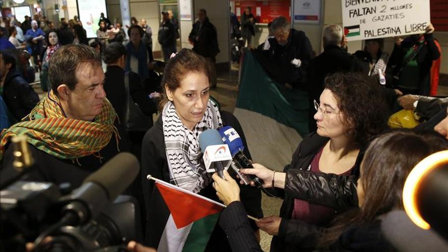 Abubakra (IU) acusa al Gobierno de inacción tras 4 meses retenida en Gaza