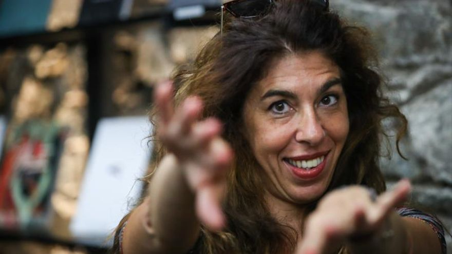 La uruguaya Rossana Taddei reivindica en su música el decir femenino