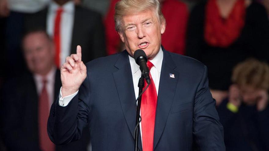 Divulgan los actos oficiales de la investidura de Trump como presidente de EE.UU.