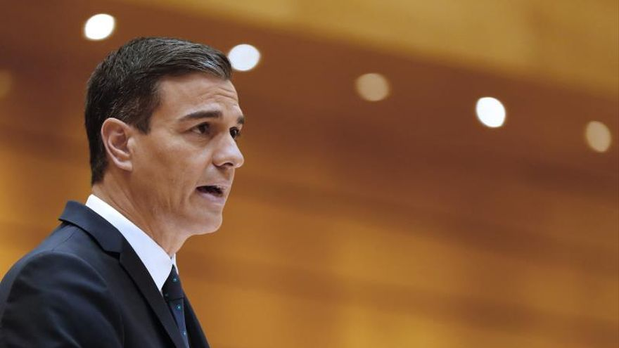 Sánchez condena la muerte de Luelmo y luchará con leyes que amparen a las mujeres