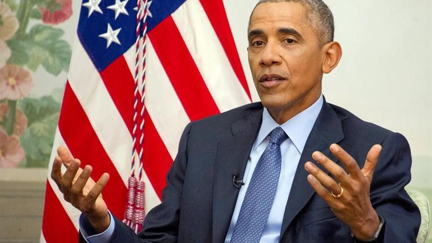 """Obama, """"desconsolado"""" por el tiroteo en el aeropuerto Fort Lauderdale"""