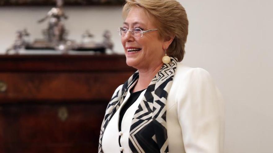 Bachelet condena la muerte de los manifestantes en Venezuela y pide diálogo inmediato