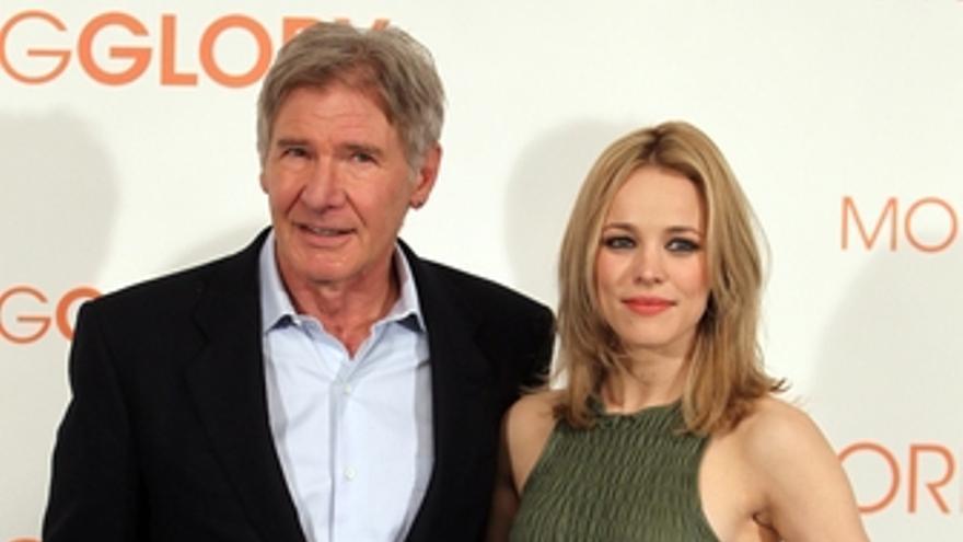 Harrison Ford y Rachel McAdams