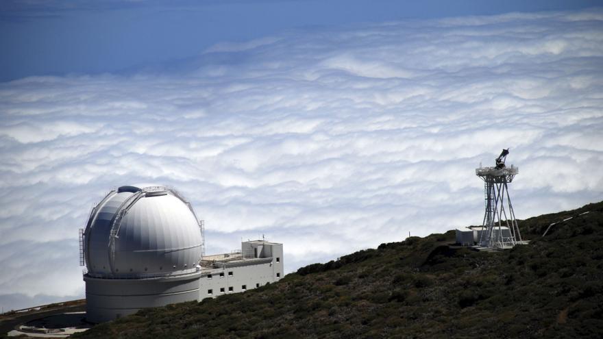 Apoyo unánime del Senado para que La Palma acoja el Telescopio gigante