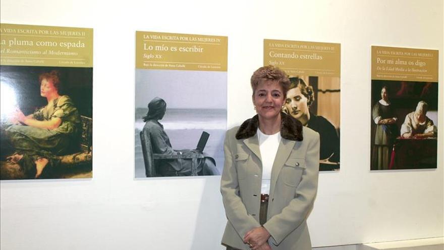 Anna Caballé, Premio Manuel Alvar, y Antonio Astorga, Premio Domínguez Ortiz