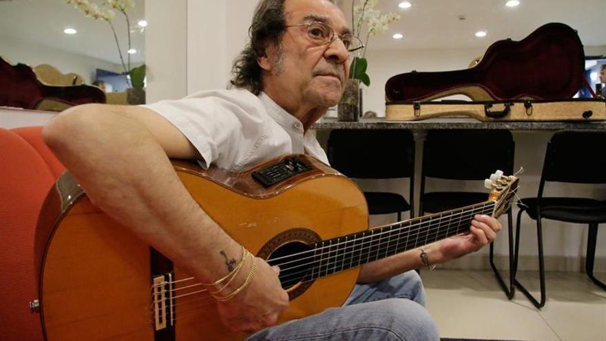 Estrellas como Ketama, Poveda y Estrella Morente cantarán a Pepe Habichuela