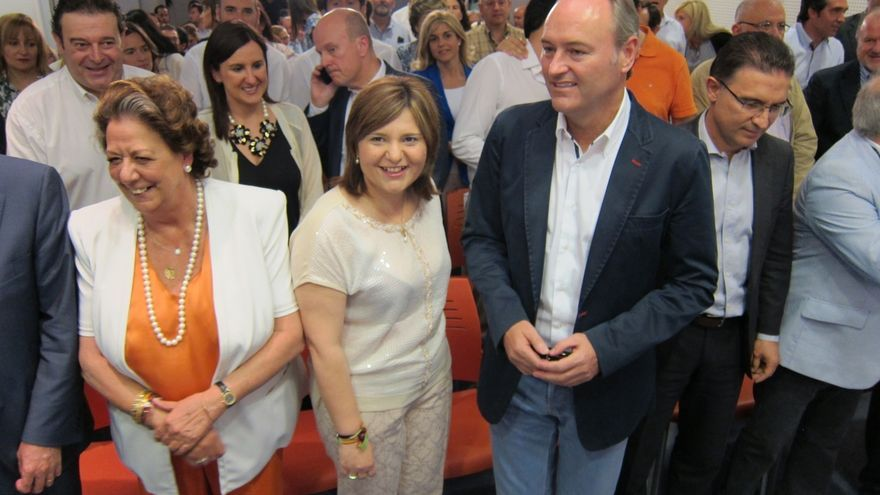 El PPCV ratifica a Bonig como relevo de Castellano pero con el cargo de Coordinadora General