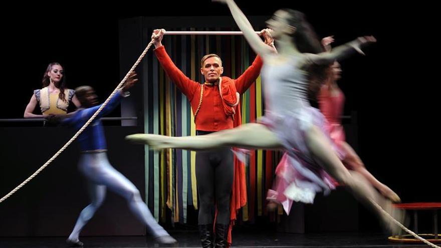 """La mítica Martha Graham Dance Company debuta """"por fin"""" en el Teatro Real"""