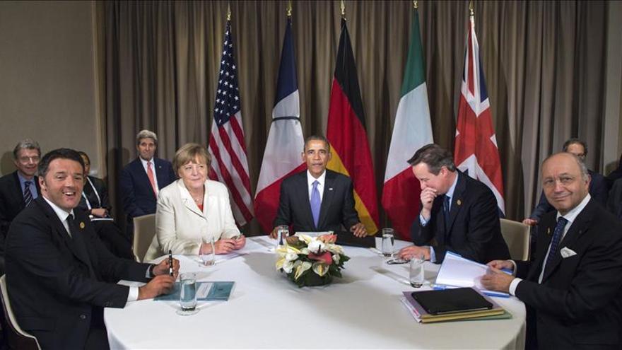 Obama considera que sería un error enviar gran cantidad de tropas a Siria