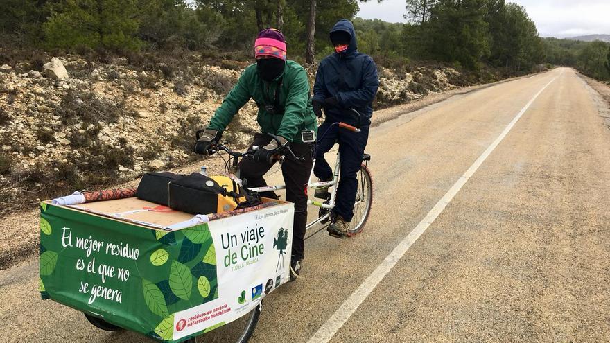 Frío por tierras de Cuenca