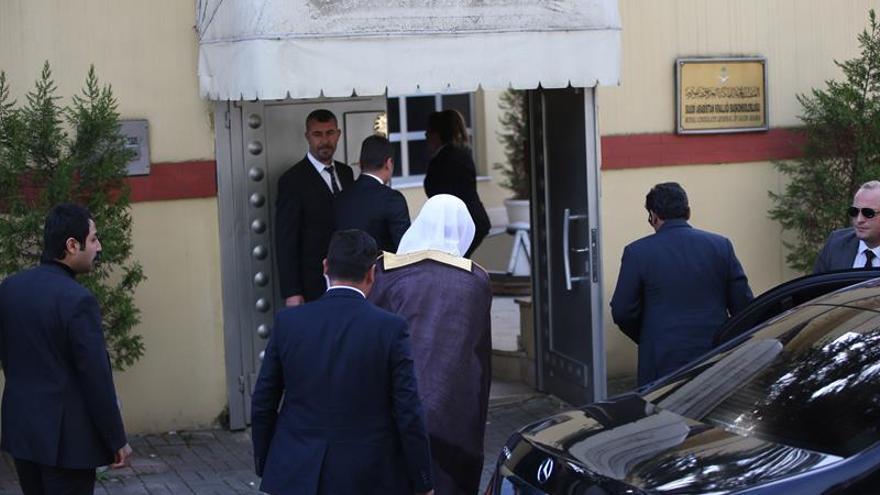 Comienza en Arabia Saudí el juicio contra los acusados por la muerte del periodista Khashoggi