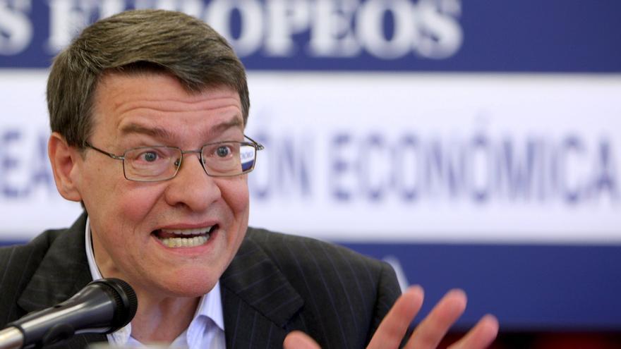 """Jordi Sevilla asegura que """"Rajoy está siguiendo la misma política económica que Zapatero"""""""