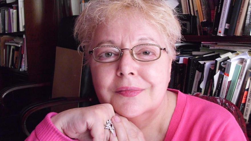"""La escritora Pilar Pedraza: """"Para mí la literatura es algo muy íntimo, mío y de mis amigos"""""""
