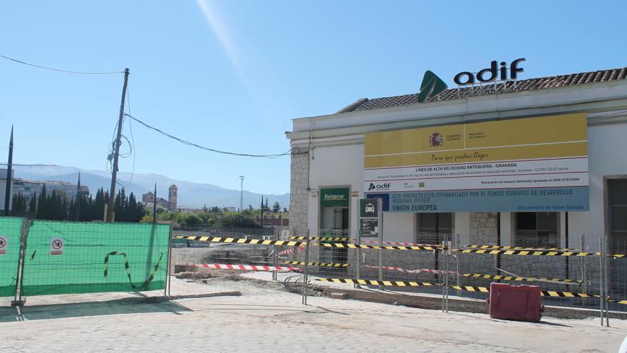 Estación de tren Granada
