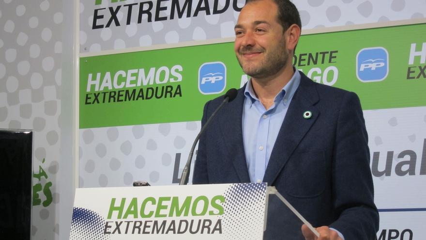 """PP extremeño defiende que su vídeo de campaña """"no ha pretendido descalificar, agraviar o insultar"""" a los andaluces"""