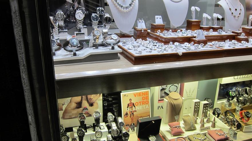 Las ventas del comercio minorista aumentaron en Euskadi un 4,3% en marzo