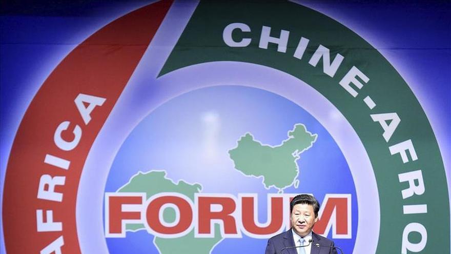 China anuncia en el FOCAC un paquete de 60.000 millones de dólares de ayuda a África