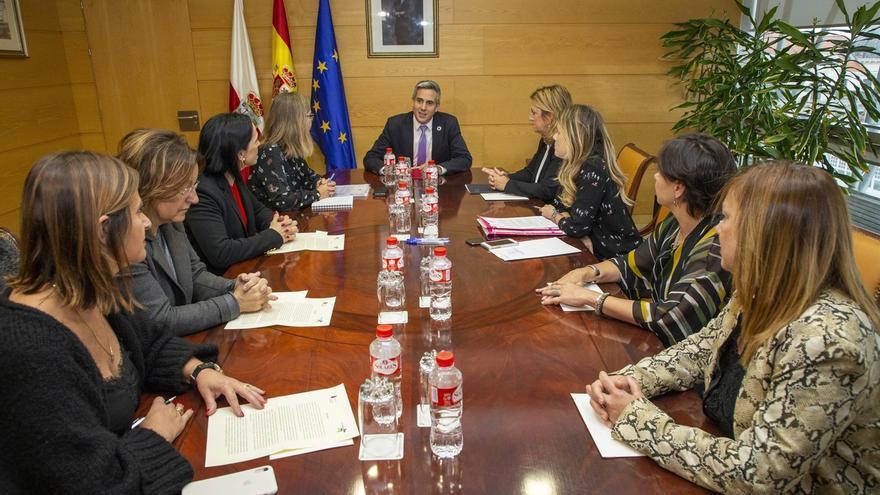 Cantabria recupera su Consejo de la Mujer, inactivo desde 2012