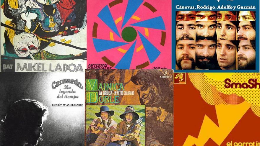 Heterodoxos de la música española